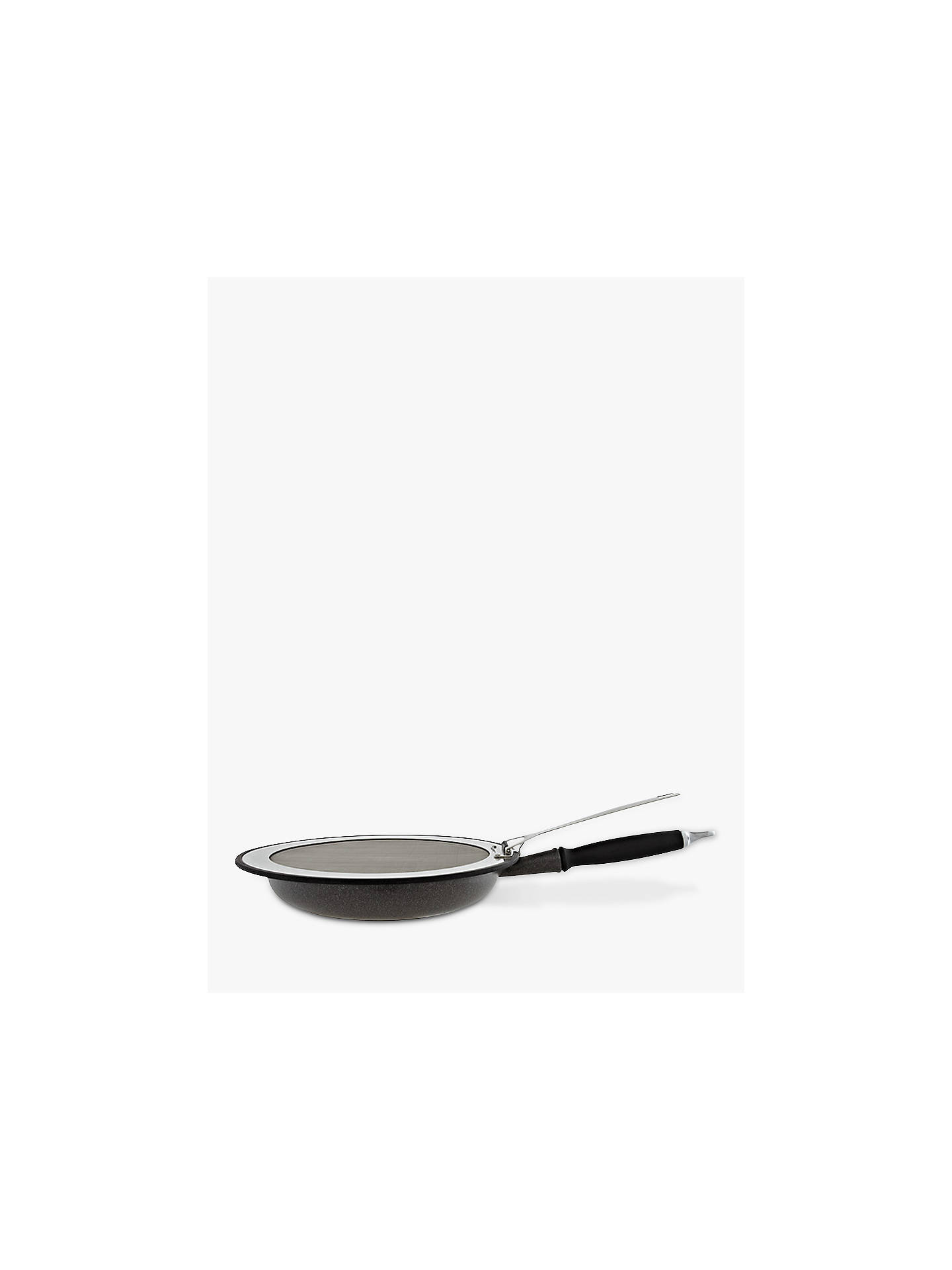 BuyLe Creuset 3-Ply Stainless Steel Splatter Guard, 30cm Online at johnlewis.com
