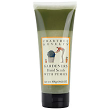 Buy Crabtree & Evelyn Gardeners Hand Scrub with Pumice, 195g Online at johnlewis.com