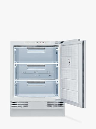Neff G4344X7GB Integrated Freezer, A+ Energy Rating, 60cm Wide,