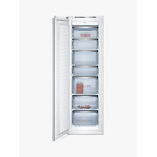 Buy Neff G4655X7GB Integrated Freezer, A+ Energy Rating, 56cm Wide, Online at johnlewis.com