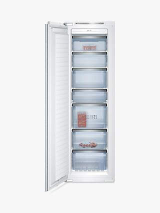Neff G4655X7GB Integrated Freezer, A+ Energy Rating, 56cm Wide,