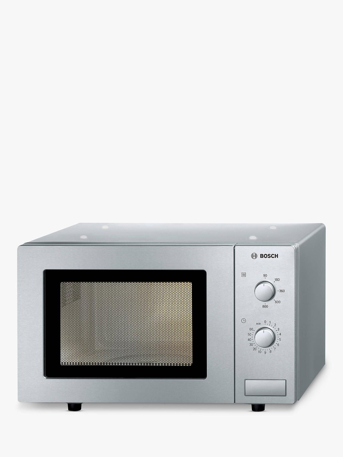 Bosch Hmt72m450b Microwave Oven