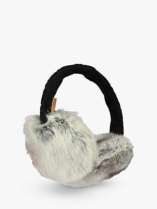 Barts Faux Fur Earmuffs, One Size