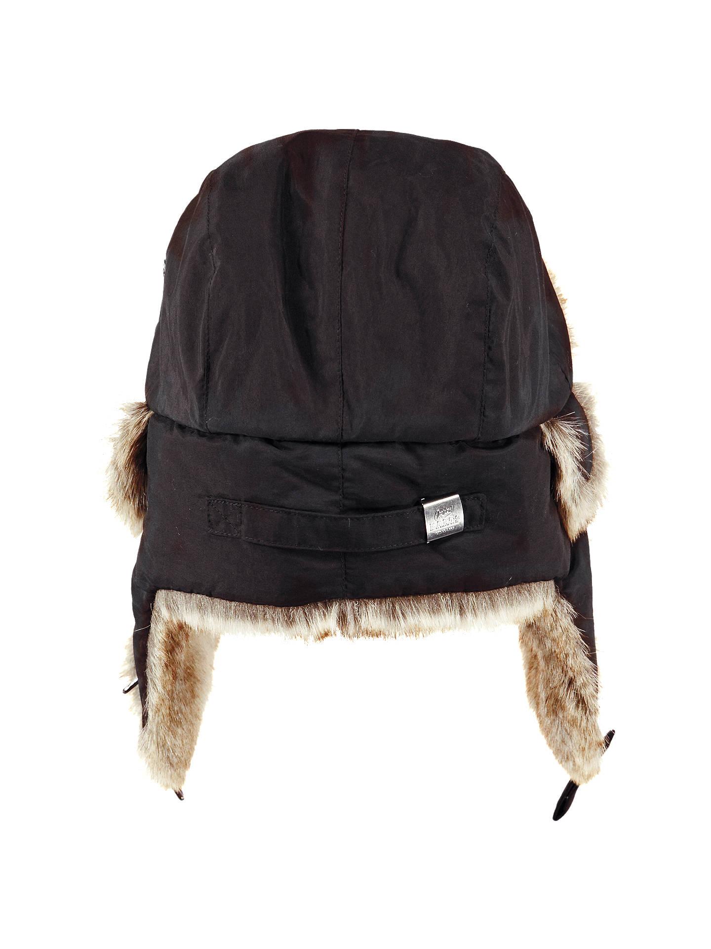 a7f7e648 ... Buy Barts Kamikaze Bomber Hat, One Size, Black Online at johnlewis.com  ...