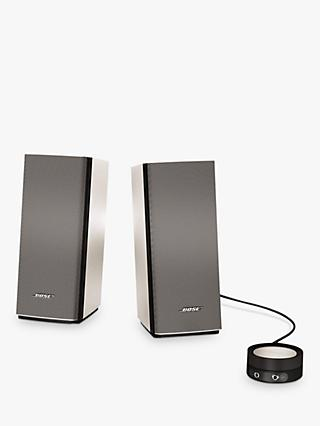 Bose® Companion 20 Multimedia Speaker System, Series 2