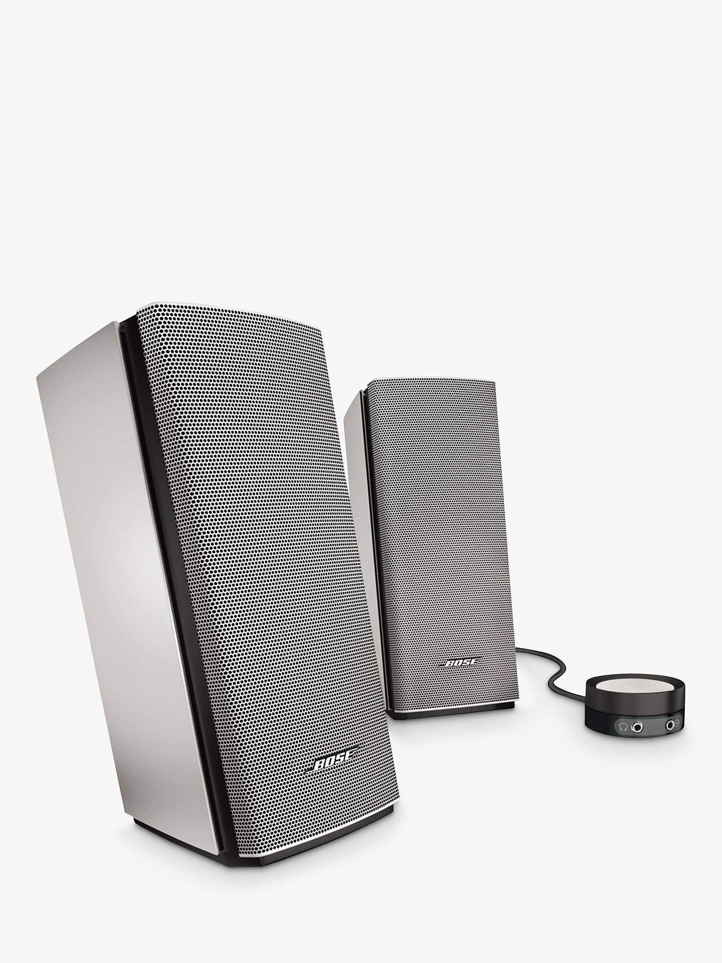 BuyBose® Companion 20 Multimedia Speaker System, Series 2 Online at johnlewis.com