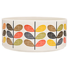 Buy Orla Kiely Multi Stem Salad Bowl, Medium Online at johnlewis.com