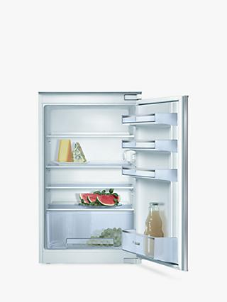 Bosch KIR18V20GB Integrated Larder Fridge, A+ Energy Rating, 55cm Wide