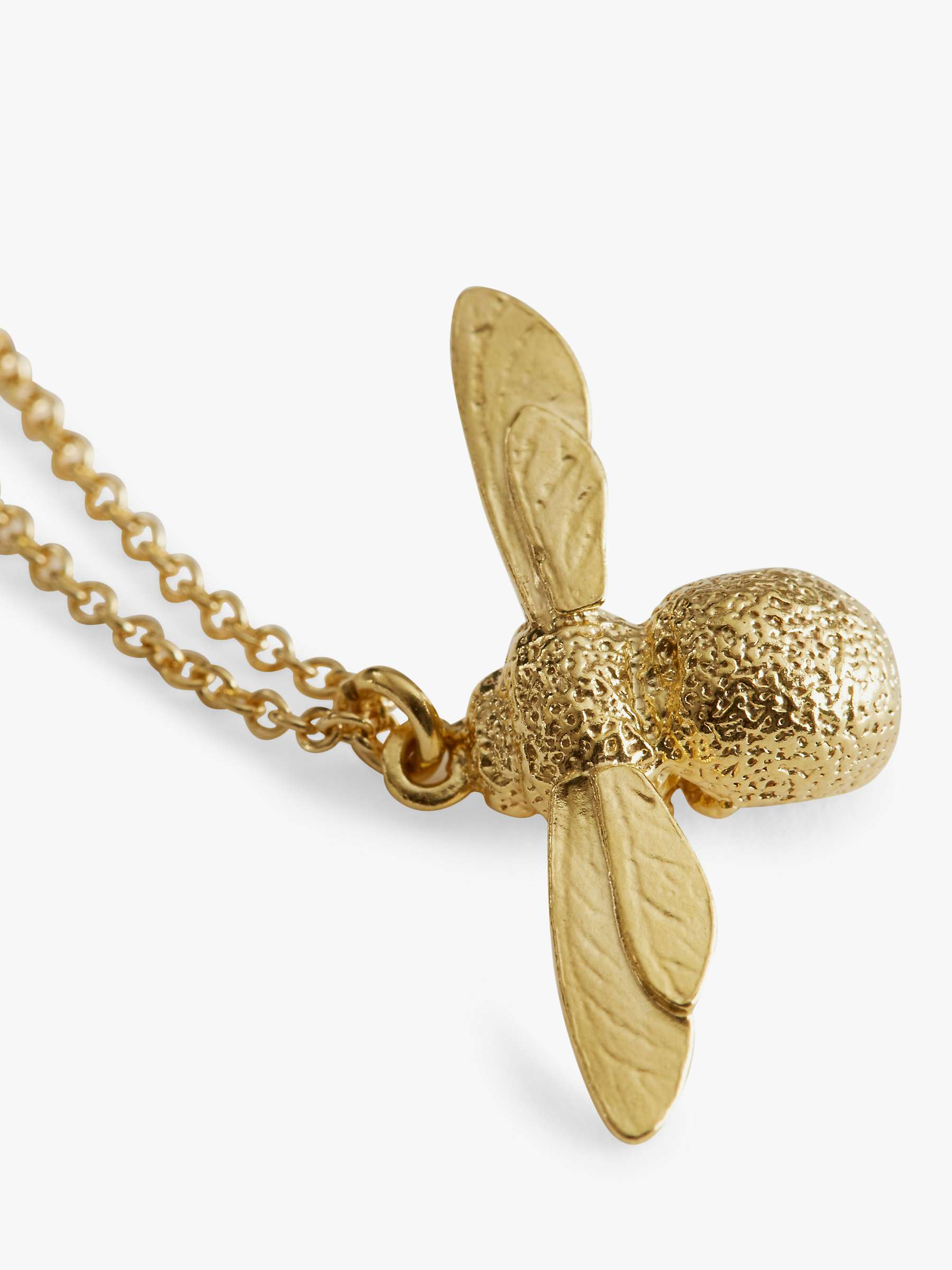 Star Wars X-Wing Gold Necklace
