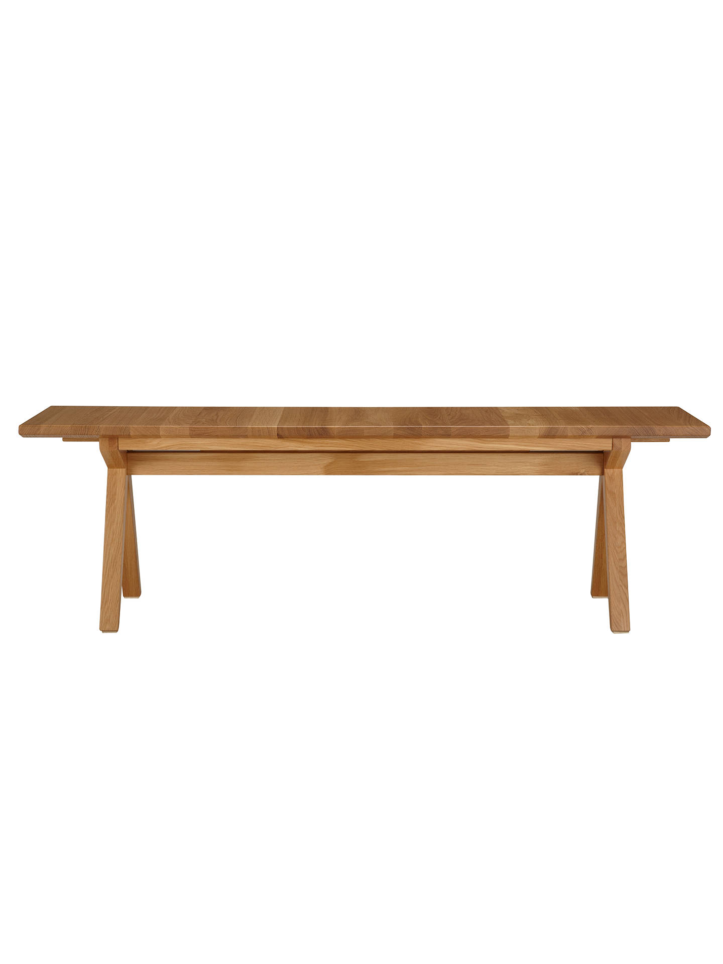 BuyBethan Gray for John Lewis Newman Large Dining Bench Online at johnlewis.com