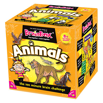 Image of BrainBox Animals Memory Game