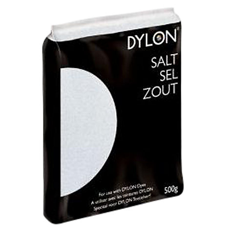 Buy Dylon Dye Salt, 500g Online at johnlewis.com