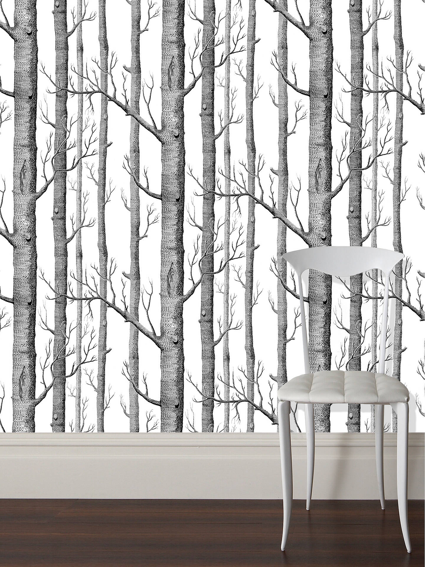 Cole & Son Woods Wallpaper at John Lewis & Partners