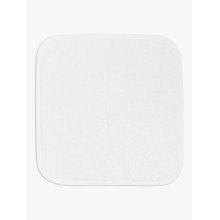 Buy John Lewis Flannels, White Cotton, Pack of 5 Online at johnlewis.com