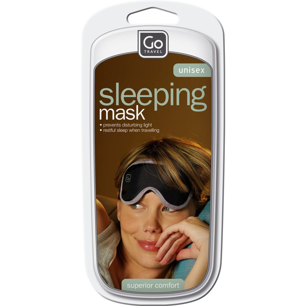 906fb70380c Go Travel The Nightshade Sleep Eye Mask
