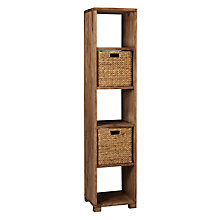 Buy John Lewis Stowaway Single Bookcases Online at johnlewis.com