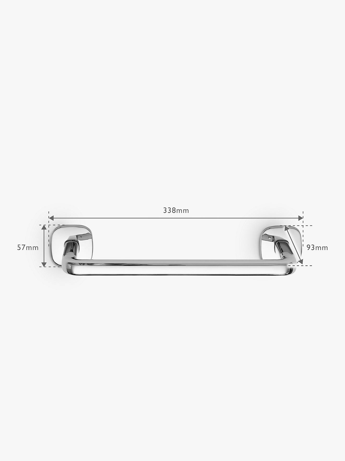 Buy Robert Welch Burford Short Towel Bar Online at johnlewis.com