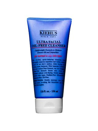 Kiehl's Ultra Facial Oil-Free Cleanser, 150ml