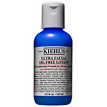 Buy Kiehl's Ultra Facial Oil-Free Lotion, 125ml Online at johnlewis.com