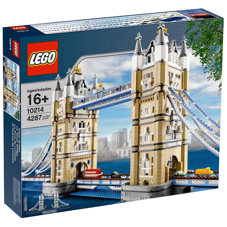 lego tower bridge at john lewis. Black Bedroom Furniture Sets. Home Design Ideas