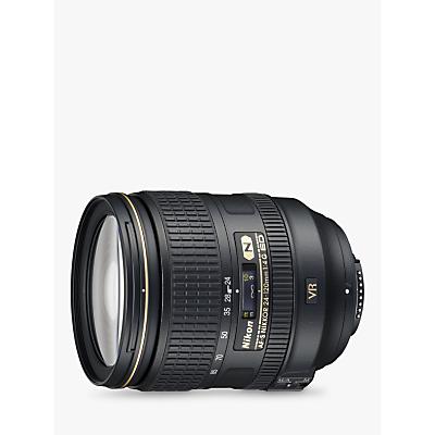 Nikon 24-120mm f/4G ED VR AF-S Standard Zoom Lens