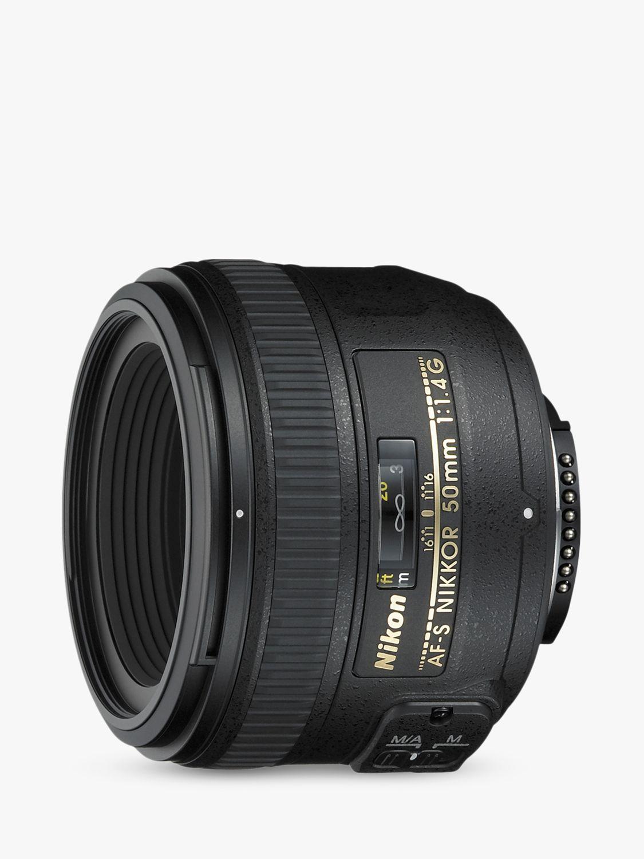 Nikon Nikon 50mm f/1.4G AF-S Standard Lens