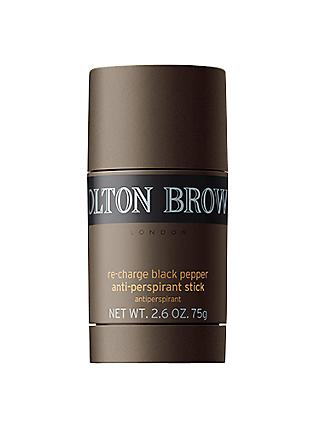 Molton Brown Re-Charge Black Pepper Deodorant Stick, 75g