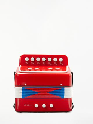 John Lewis & Partners Accordion