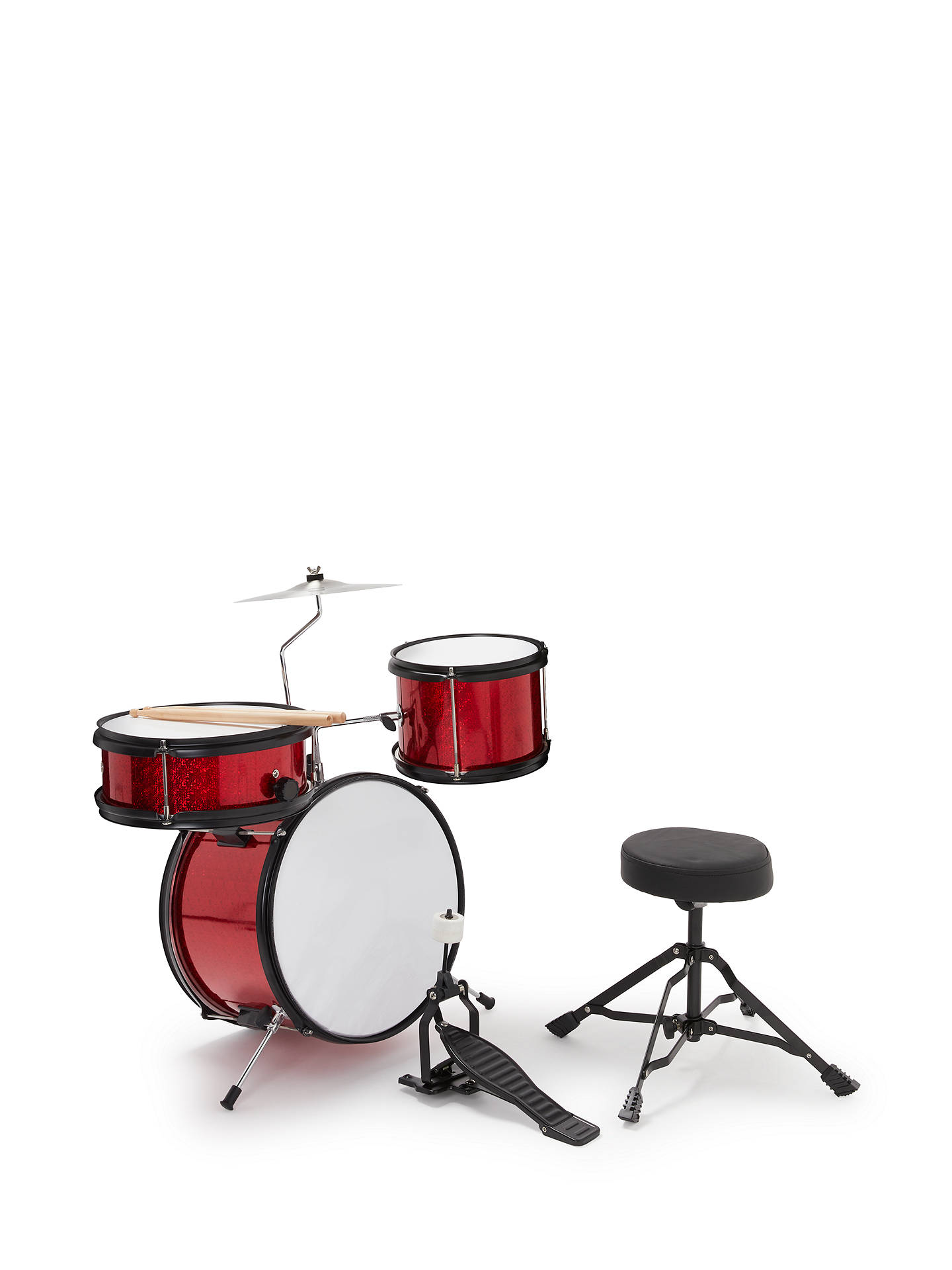BuyJohn Lewis & Partners Children's Professional Drum Set Online at johnlewis.com