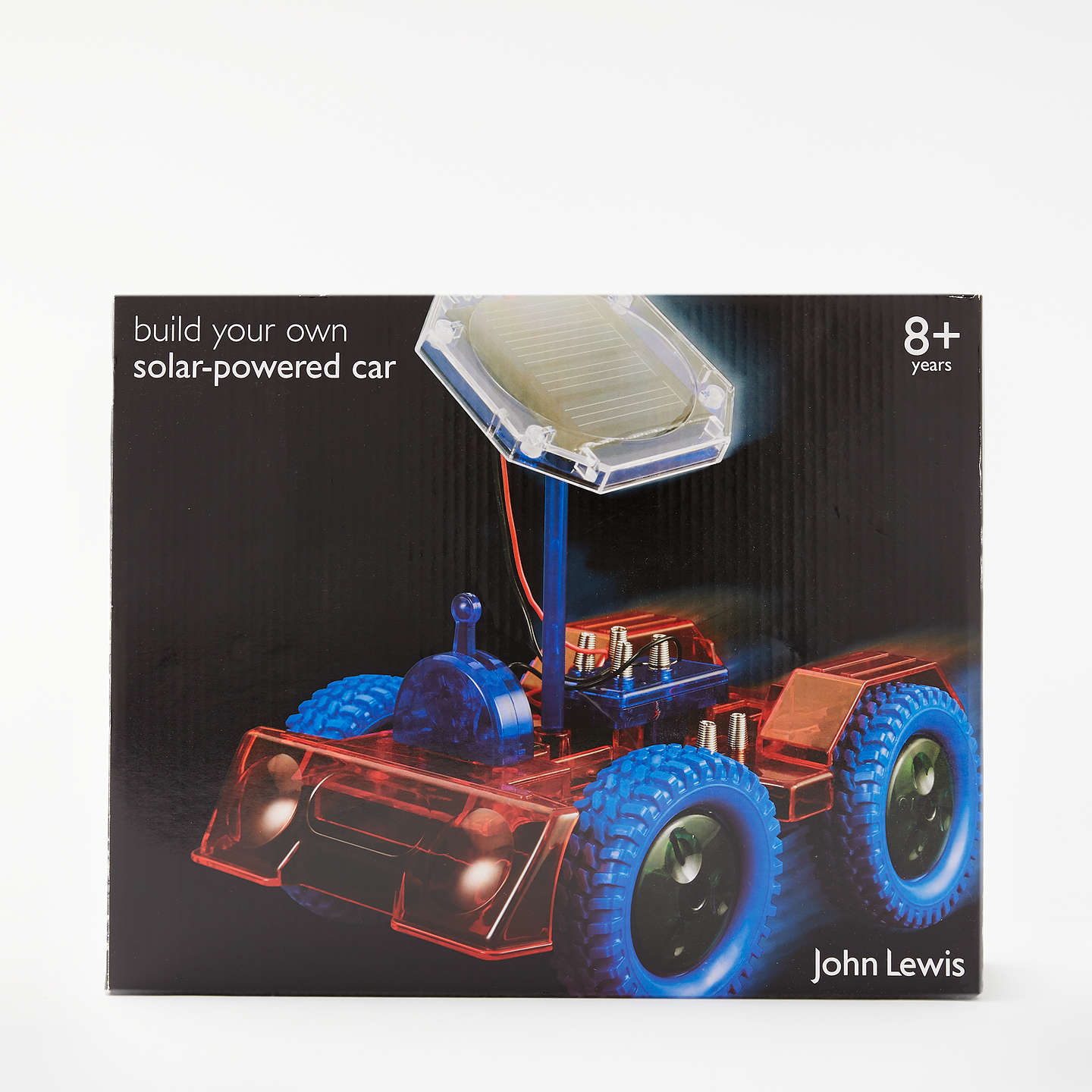 BuyJohn Lewis Build Your Own Solar-Powered Car Online at johnlewis.com