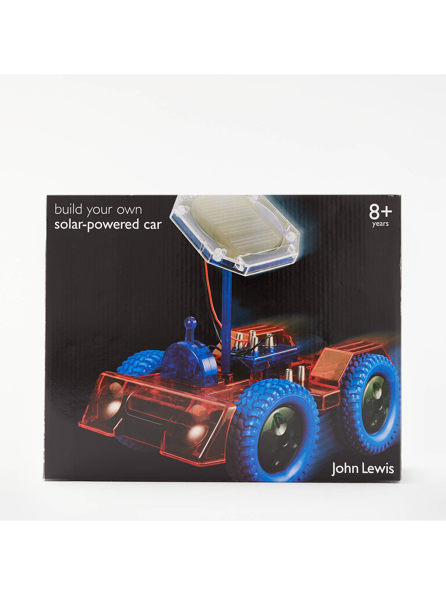 BuyJohn Lewis & Partners Build Your Own Solar-Powered Car Online at johnlewis.com