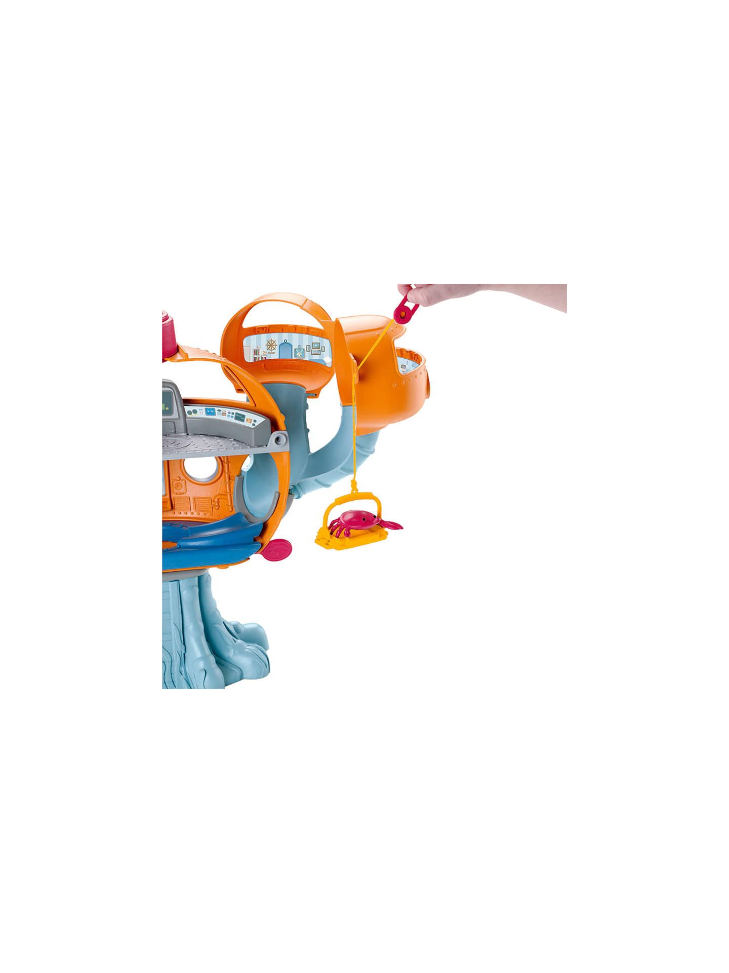 Fisher-Price Octonauts Octopod Playset at John Lewis & Partners