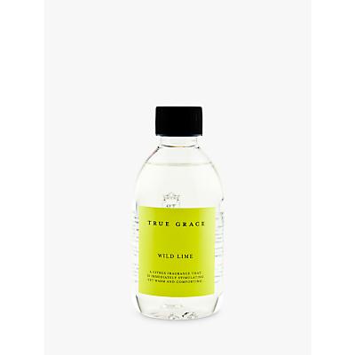 True Grace Village Diffuser Refill, Wild Lime, 250ml