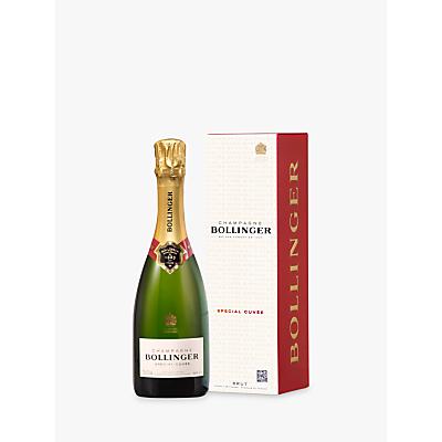 Image of Bollinger Special Cuvée Champagne, 37.5cl