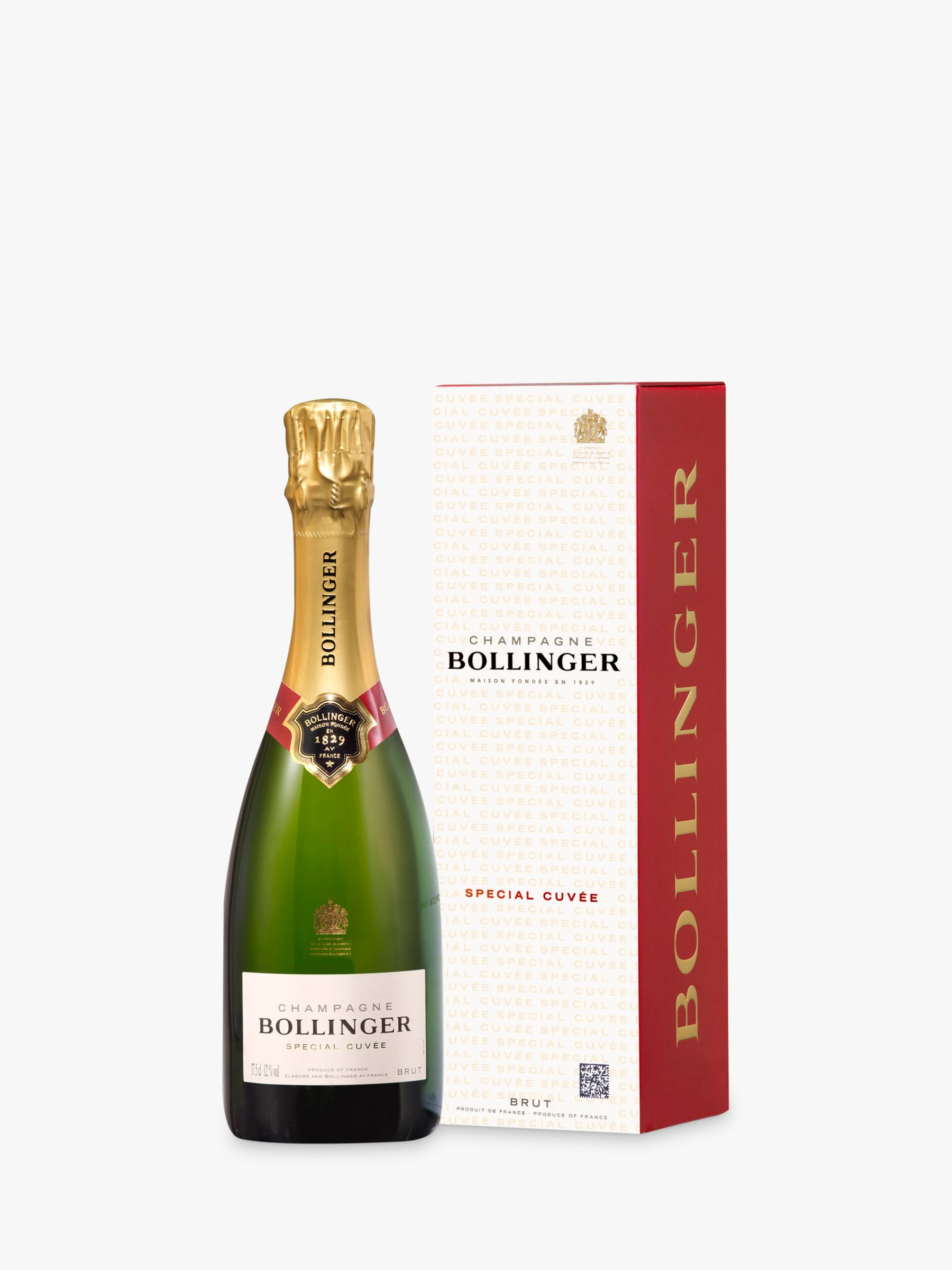 Bollinger Bollinger Special Cuvée Champagne, 37.5cl