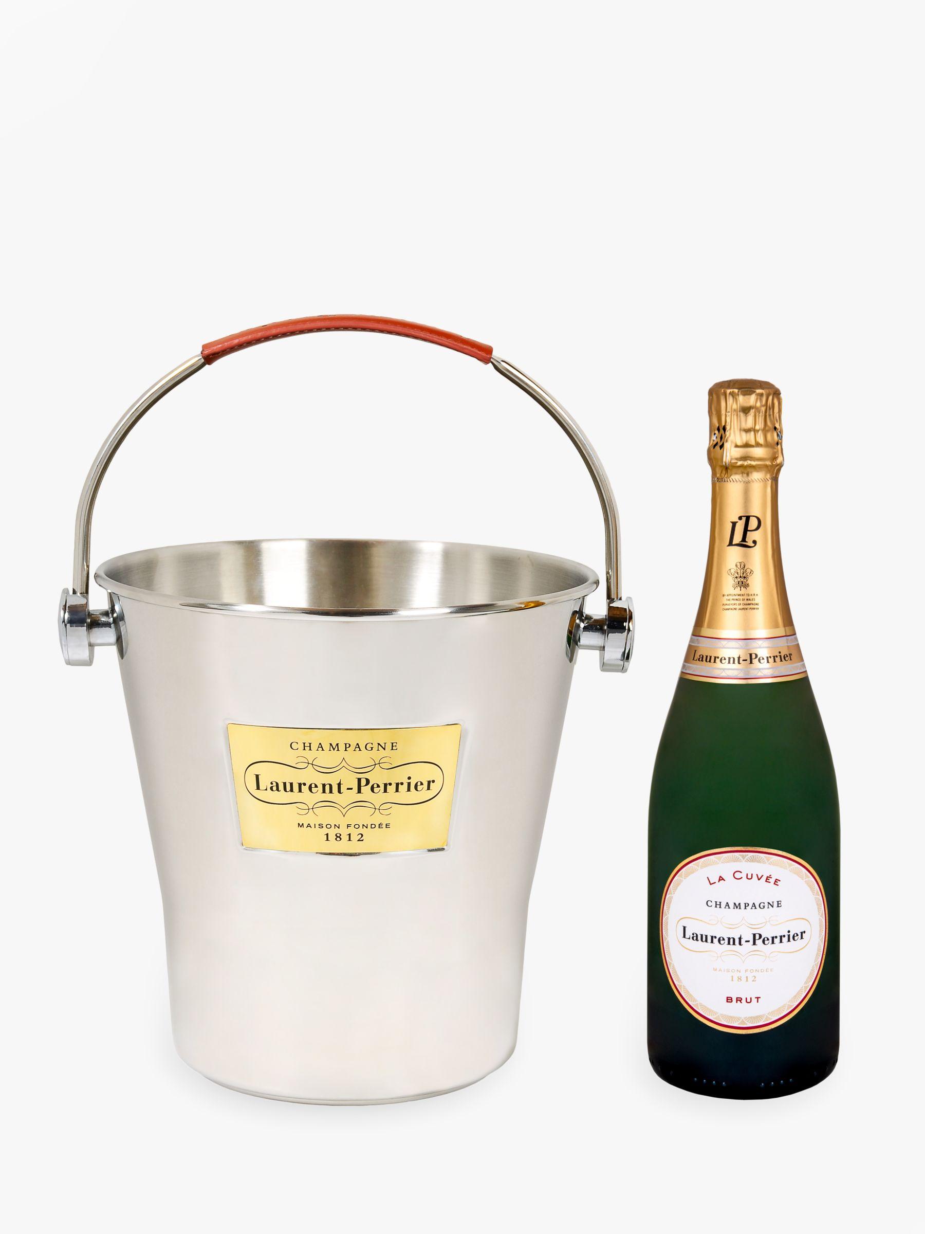 Laurent-Perrier Laurent-Perrier Brut Champagne In Ice Bucket, 75cl