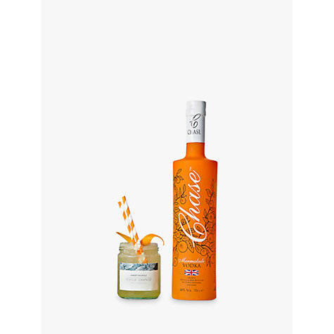 Buy Chase Distillery Marmalade Vodka, 70cl Online at johnlewis.com
