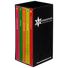 Buy Montezuma's Chocolate Library Aztec Volume, 500g Online at johnlewis.com