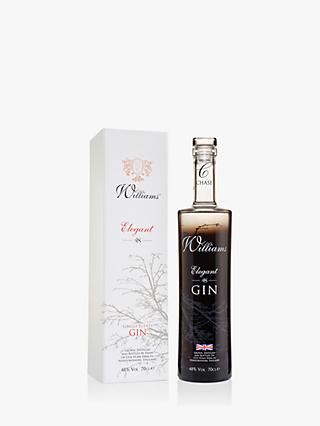 Chase Williams Elegant 48 Gin, 70cl