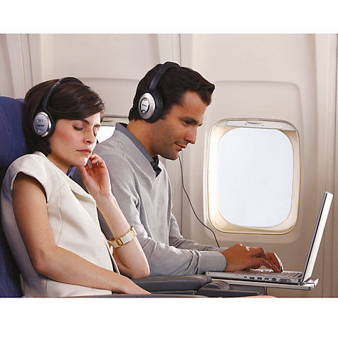 Buy Bose® QuietComfort® Noise Cancelling® QC15 Over-Ear Headphones Online at johnlewis.com