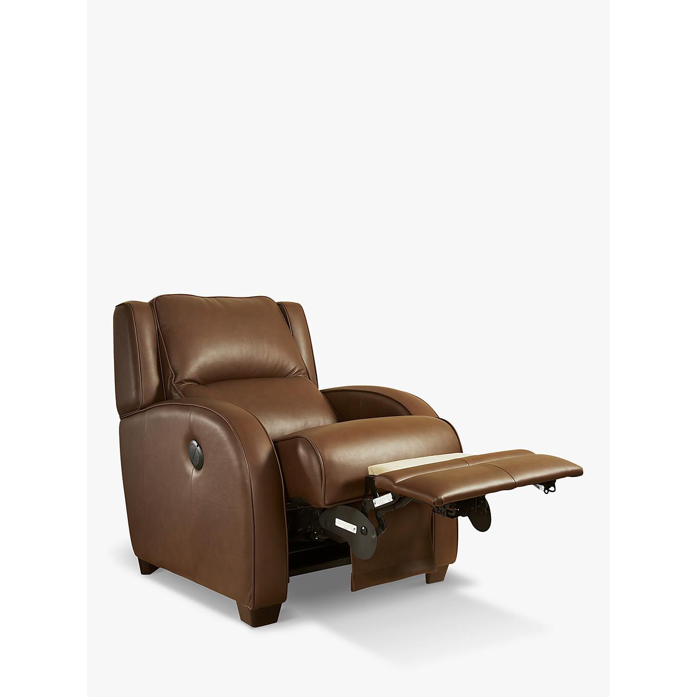 ... Buy Parker Knoll Charleston Power Recliner Leather Armchair Como Oak Online at johnlewis.com ...  sc 1 st  John Lewis & Buy Parker Knoll Charleston Power Recliner Leather Armchair Como ... islam-shia.org