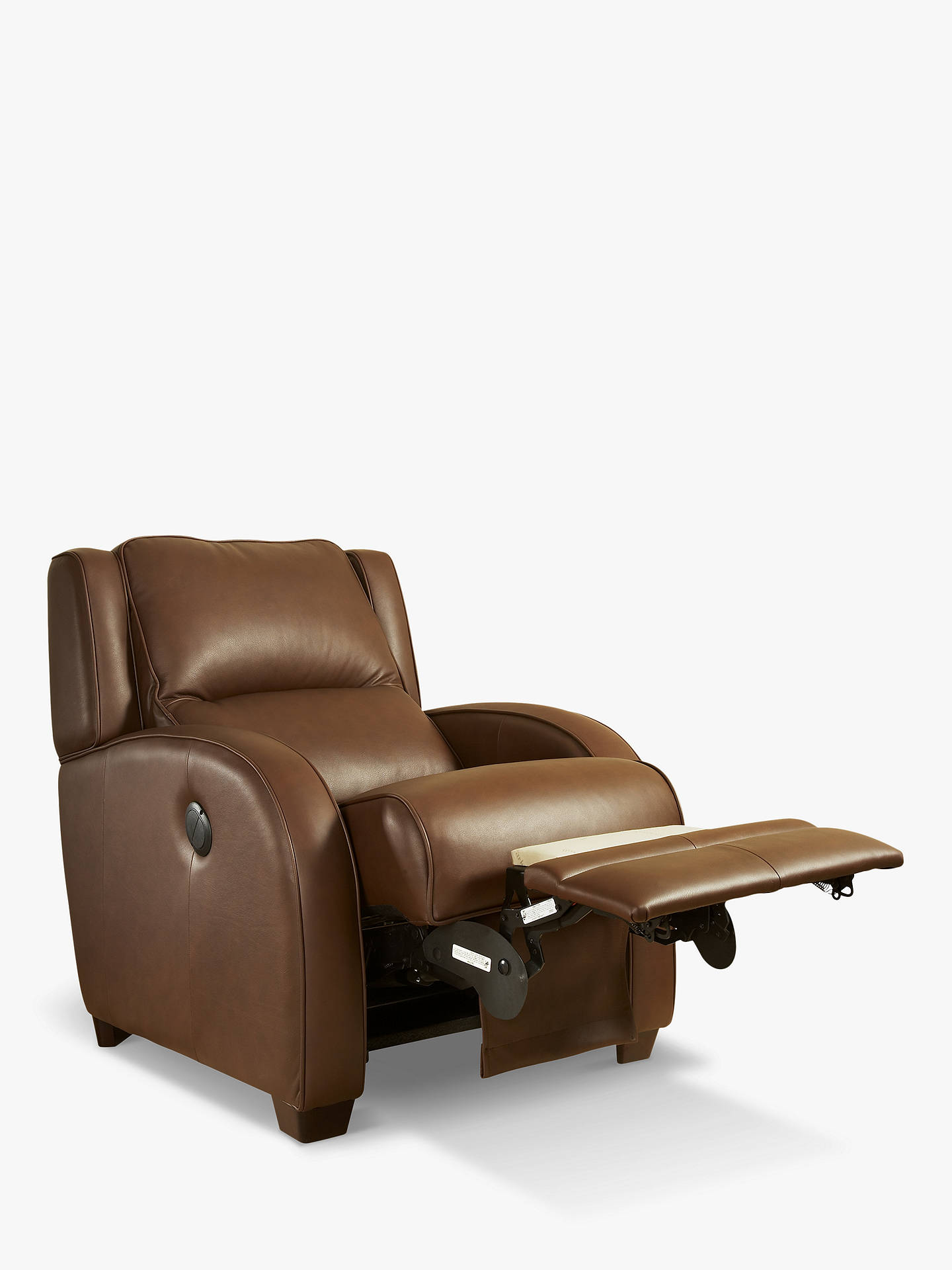 Incredible Parker Knoll Charleston Power Recliner Leather Armchair Como Oak Ibusinesslaw Wood Chair Design Ideas Ibusinesslaworg