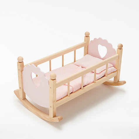 Buy John Lewis Rocking Cradle Online at johnlewis.com