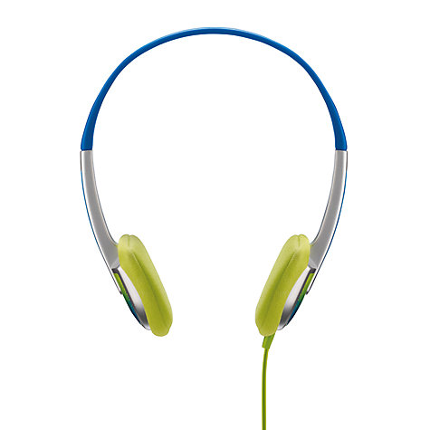 Buy John Lewis Children's Hearing Protection On-Ear Headphones, Green Online at johnlewis.com