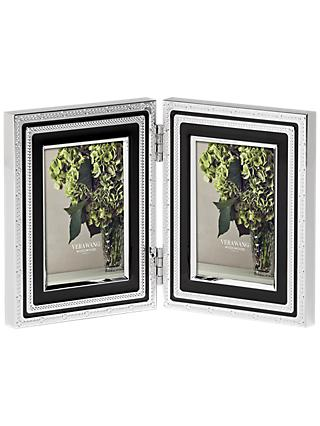 1a25cfff0c0c Vera Wang for Wedgwood With Love Double Photo Frame
