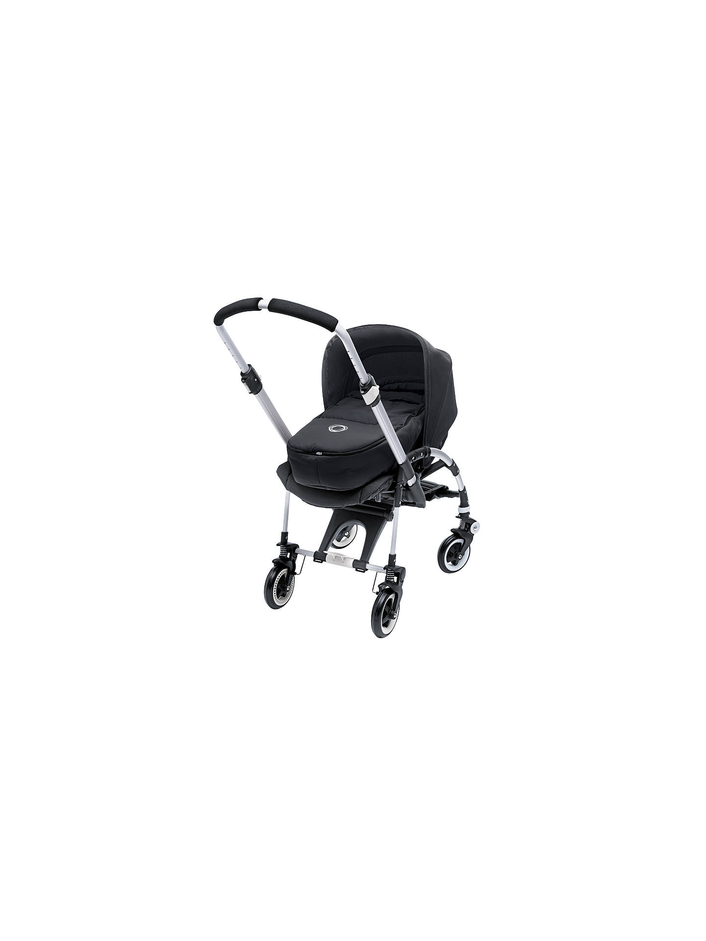 Buy Bugaboo Bee5 Cocoon, Black Online at johnlewis.com