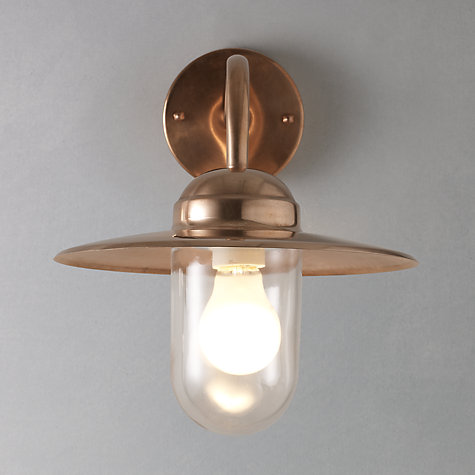 Buy Nordlux Luxembourg Outdoor Wall Light Online at johnlewis.com