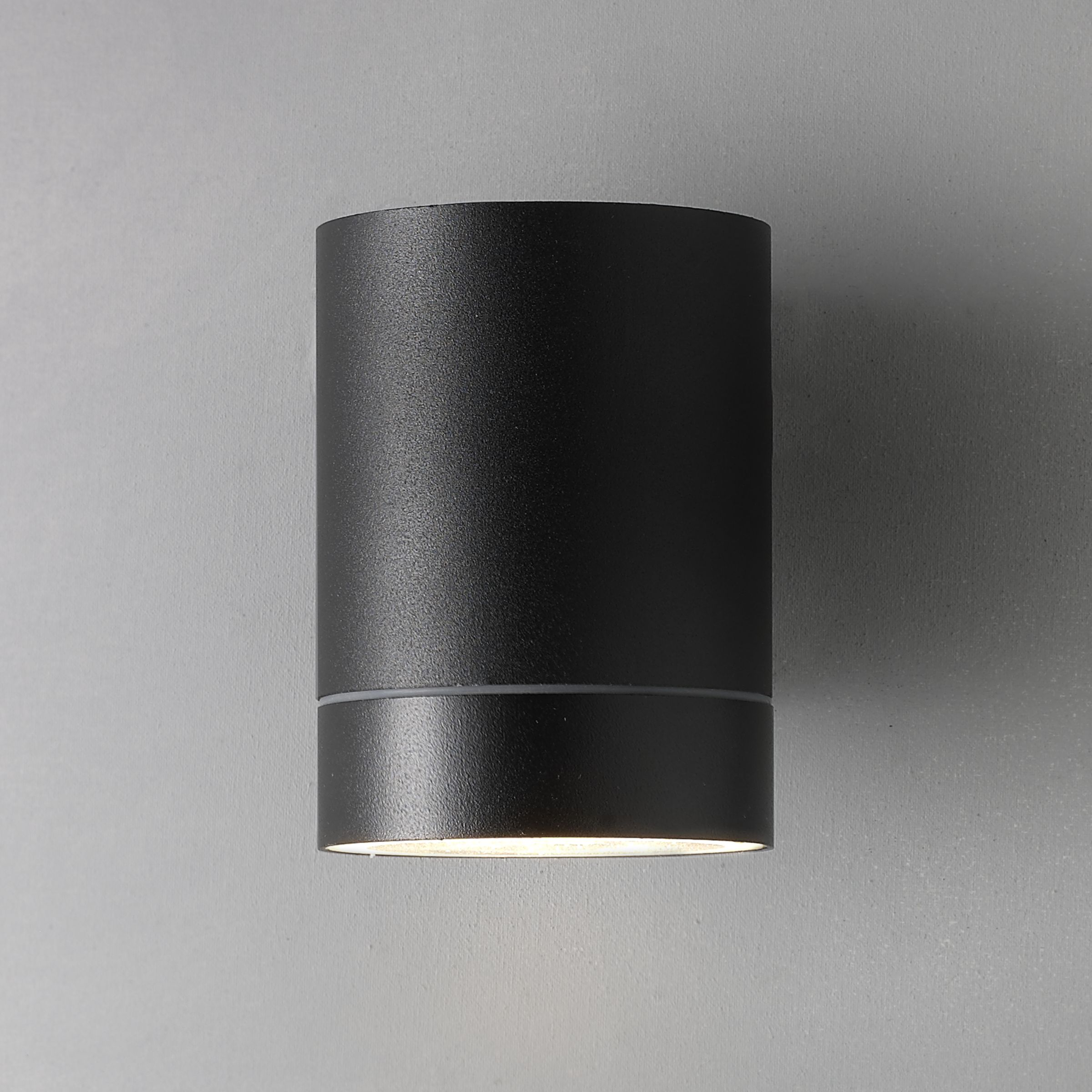 Nordlux Nordlux Tin Maxi Outdoor Wall Light, Black
