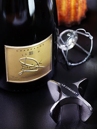 Buy Le Creuset Wine Accessories Champagne Star Bottle Opener Online at johnlewis.com