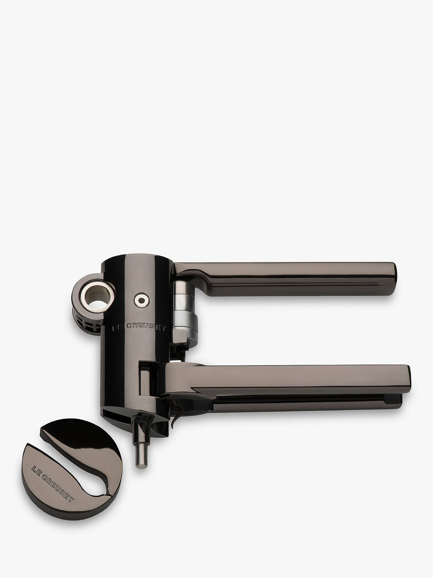 BuyLe Creuset Wine Accessories LM-G10 Geo Lever Corkscrew Online at johnlewis.com
